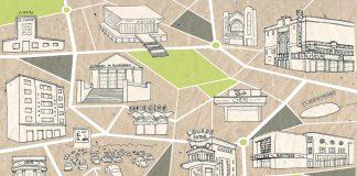 Martina Manna, illustrazione per Officina B5, una scuola di illustrazione nel cuore di Trastevere