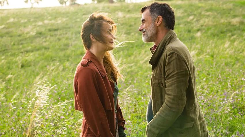 Mascino e Trabacchi in una scena del film di Francesca Comencini