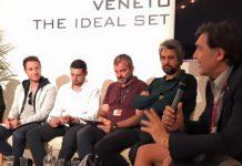 la tavola rotonda sui festival di Fabrique a Venezia 74