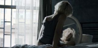 """Micaela Ramazzotti in una scena del film """"Una famiglia"""""""