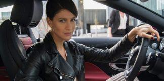 Giulia Bevilacqua in una scena della serie Anna. Quella che (non) sei