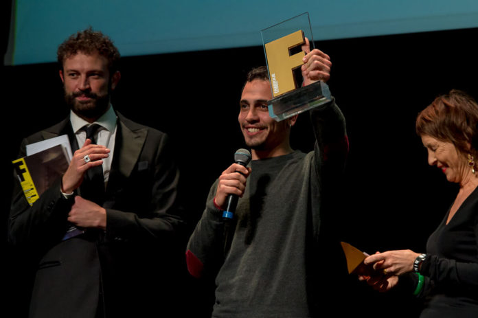 Fabrique Awards Simone Liberati