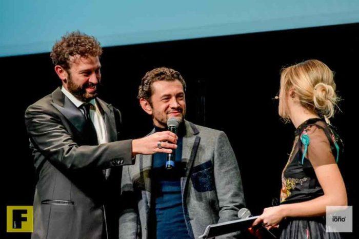 Fabrique Awards Vinicio Marchioni