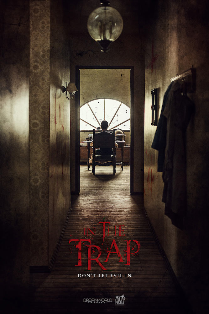 In the trap 8