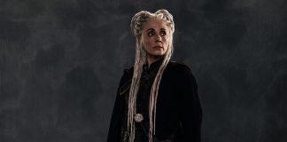 Manuela Mandracchia è Tebe in Luna nera