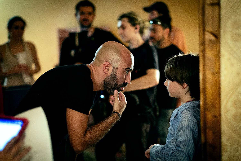 In the Trap il regista Alessio Liguori