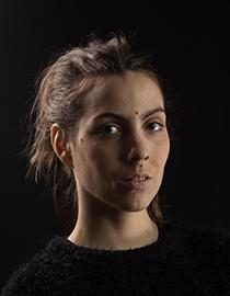 Un ritratto di Martina Scarpelli
