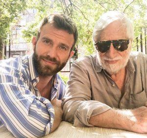 Pierfrancesco Artini e Claudio Masenza