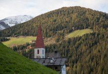 Aldo Adige paesaggio