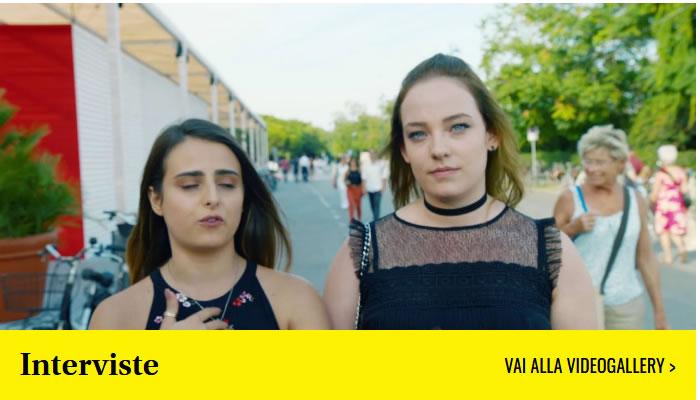 Videogallery - Interviste - Fabrique du Cinema