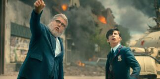 guerra-dello streaming, immagine da the umbrella academy