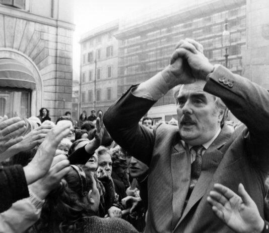 SanPa docuserie con Vincenzo Muccioli