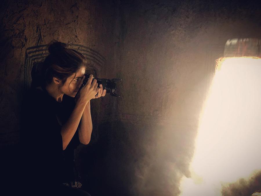 fotografo di scena Francesca Fago