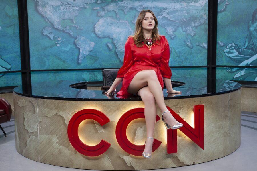 Comedy Central Michela Giraud