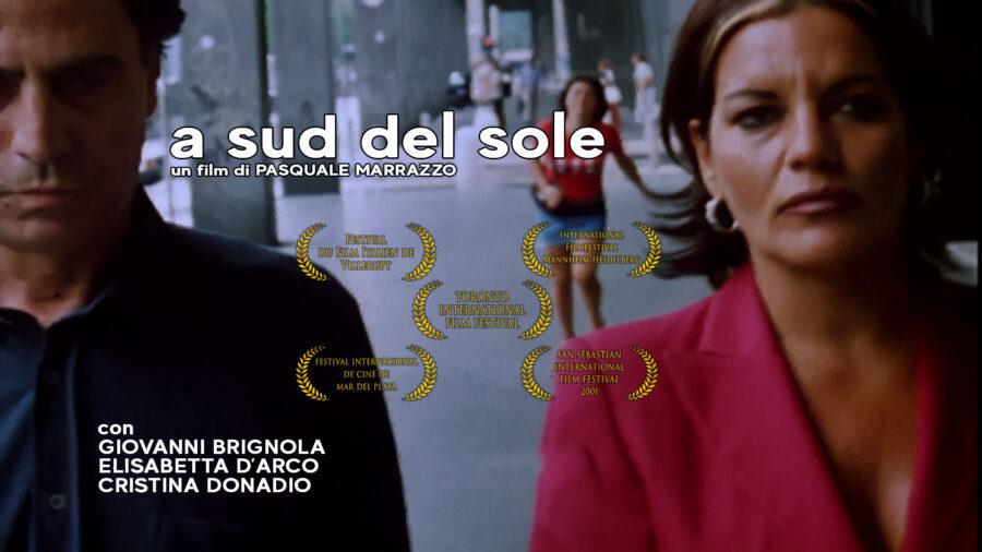 a sud del sole con Cristina Donadio