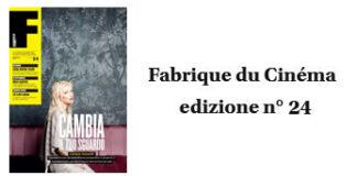 Fabrique du Cinema - Cover 24 - www.fabriqueducinema.it