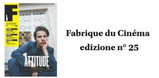 Fabrique du Cinema - Cover 25 - www.fabriqueducinema.it