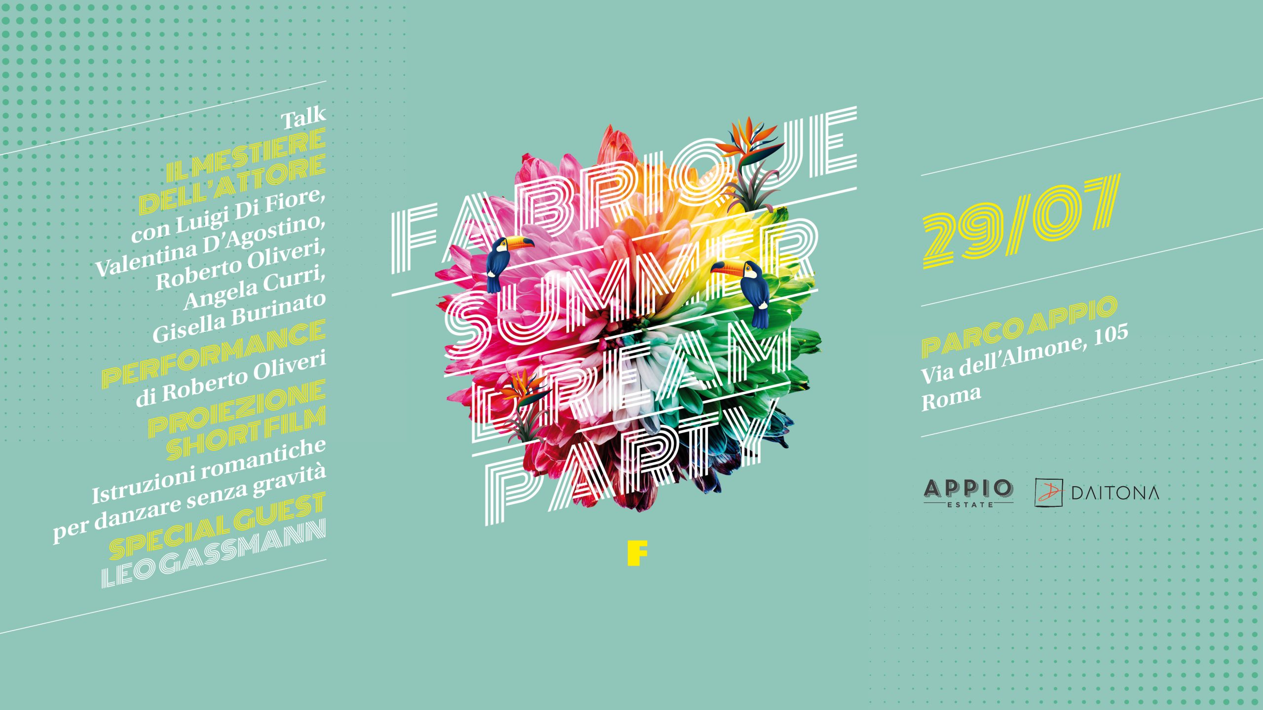 Fabrique Summer Party 2021